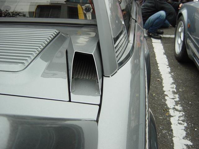 Toyota Mr2 1987 >> MR2 MK1 Engine Hood and Side Vent Scoops