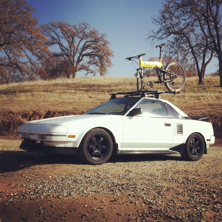 Click here to view the Rebirth of my MR2!